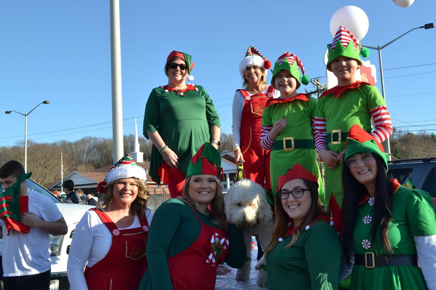 Rogersville hosts annual Christmas Parade