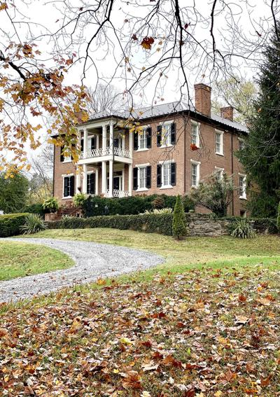 Historic mansion getting new life
