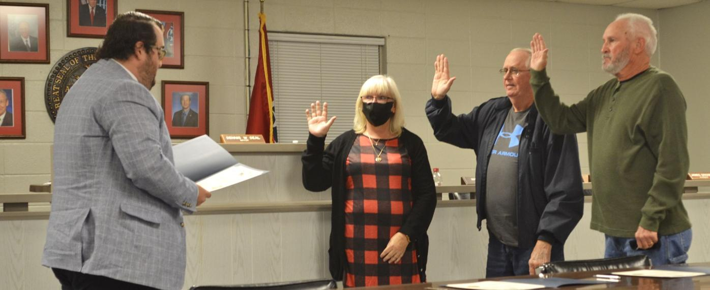 Church Hill BMA inducts two new Aldermen