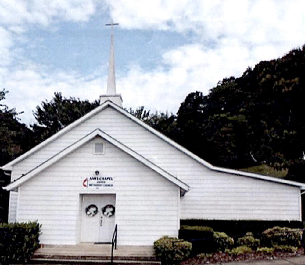 Surgoinsville's Amis Chapel Methodist Church celebrates 100 years