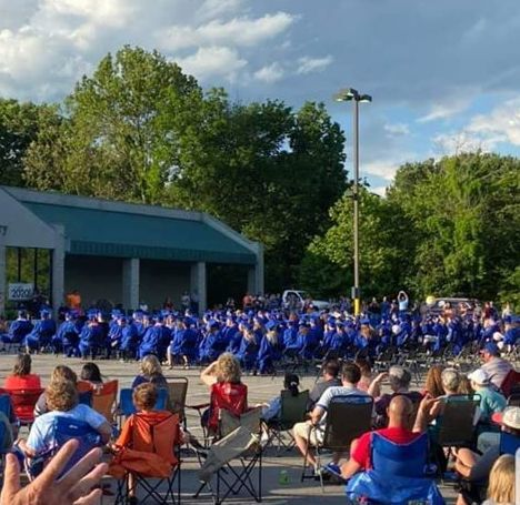 Church Hill holds community graduation for VHS students