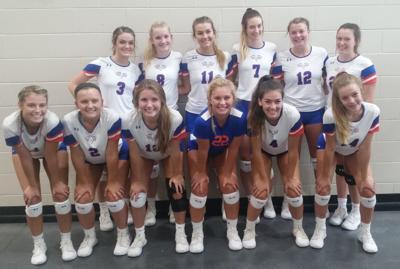 2019 Volunteer High School volleyball