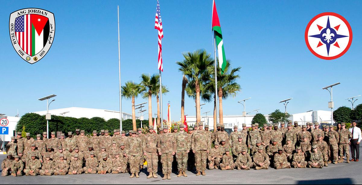 U.S. Army Unit 655th Support Group