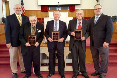 Sneedville Deacons Honored