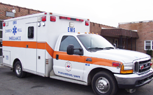 Church Hill EMS facing layoffs following expulsion from
