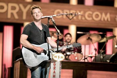 Wallen at the Grand Ole Opry