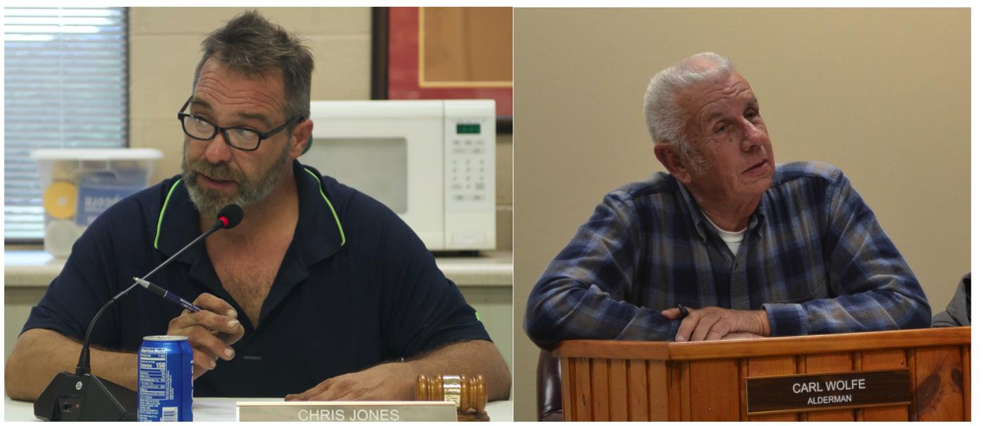 Mount Carmel Mayor, Alderman resign after writ of ouster and suspension filed