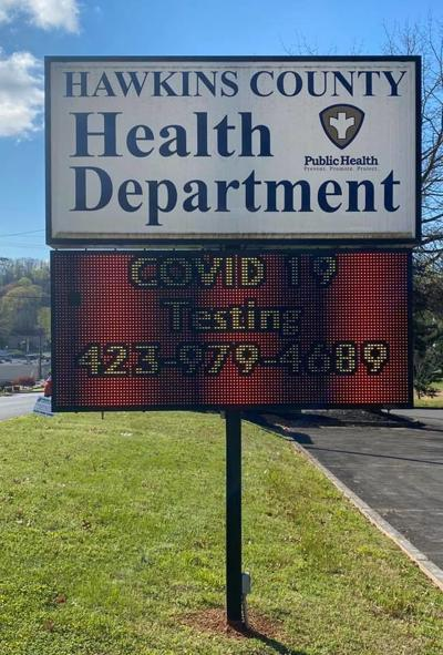 Hawkins Health Department to set up drive-thru COVID-19 testing site