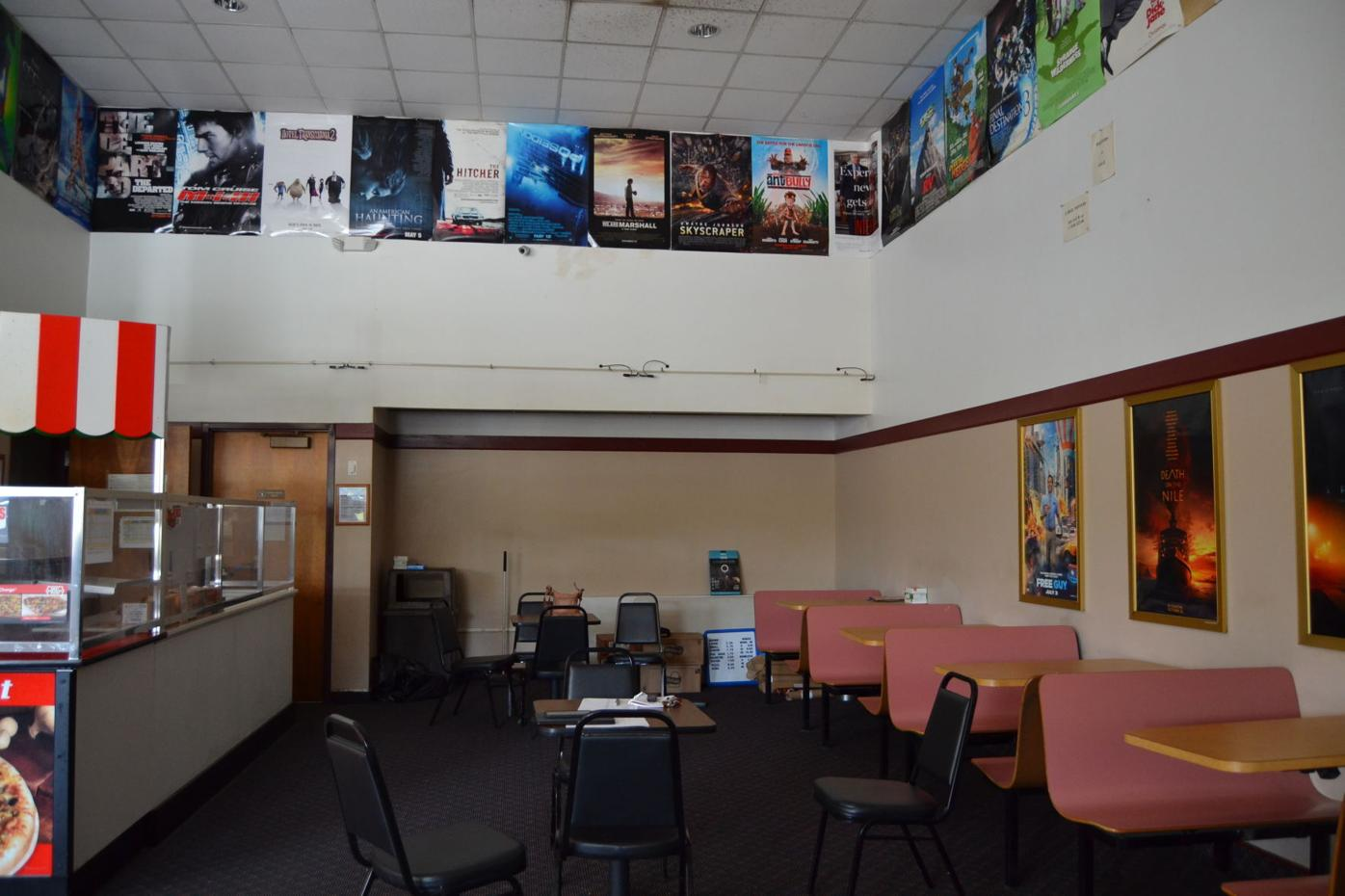"""""""We will miss the people the most:""""  Rogersville's Cinema Four closes after 15 years"""