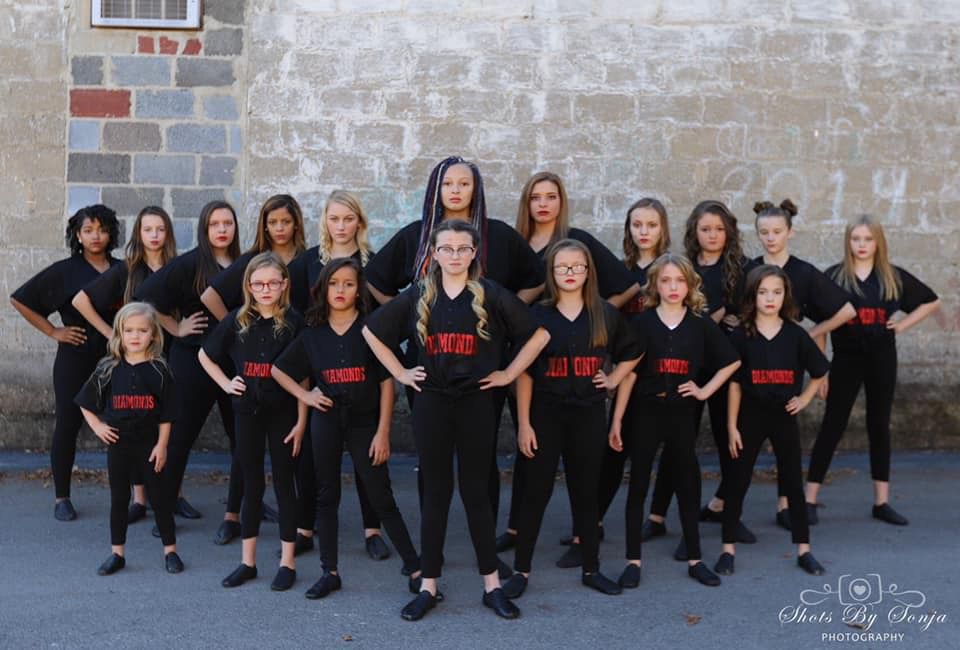 Competitive team at The Dance Barre chosen to perform on Carnival Cruise