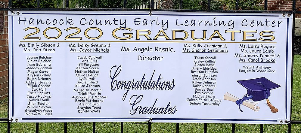 EARLY LEARNING CENTER GRADUATES