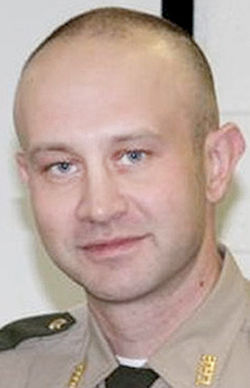 The late Sgt. Josh Mabe