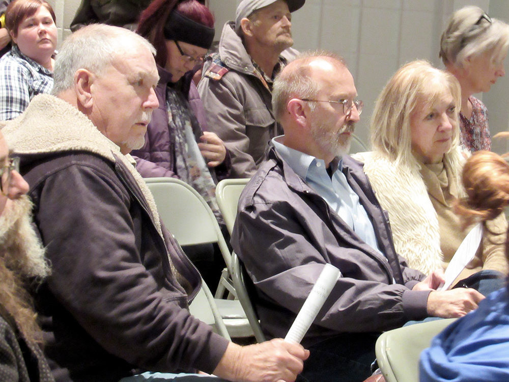 Proposed Hospital Authority discussed