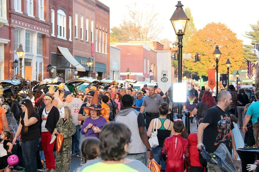 Rogersville Main Street Program cancels annual Trunk or Treat