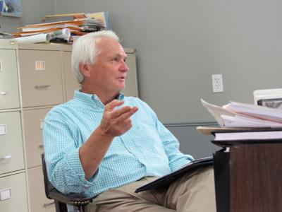 Former Lt. Gov. Ramsey Pushes IMPROVE Act During Friday, May 19, Visit Here