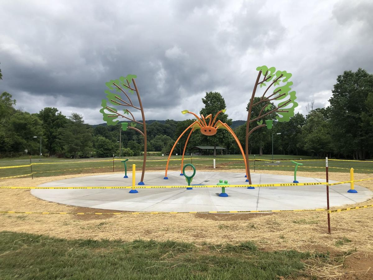 Church Hill splash pad set for early July opening