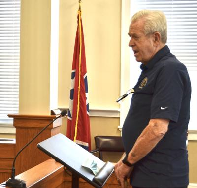 """You owe the county an apology:"" Retired fire chief criticizes Hawkins commission for no action on EMS recommendations"