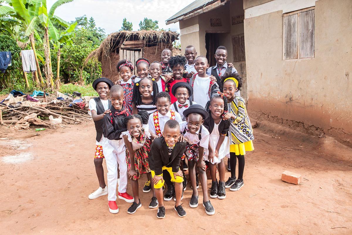Uganda Childrens Choir