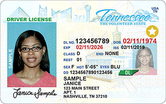 Federally-compliant REAL ID