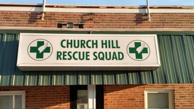 Secretary of Firemen's Assoc. and Church Hill Rescue Squad investigated for misuse of funds