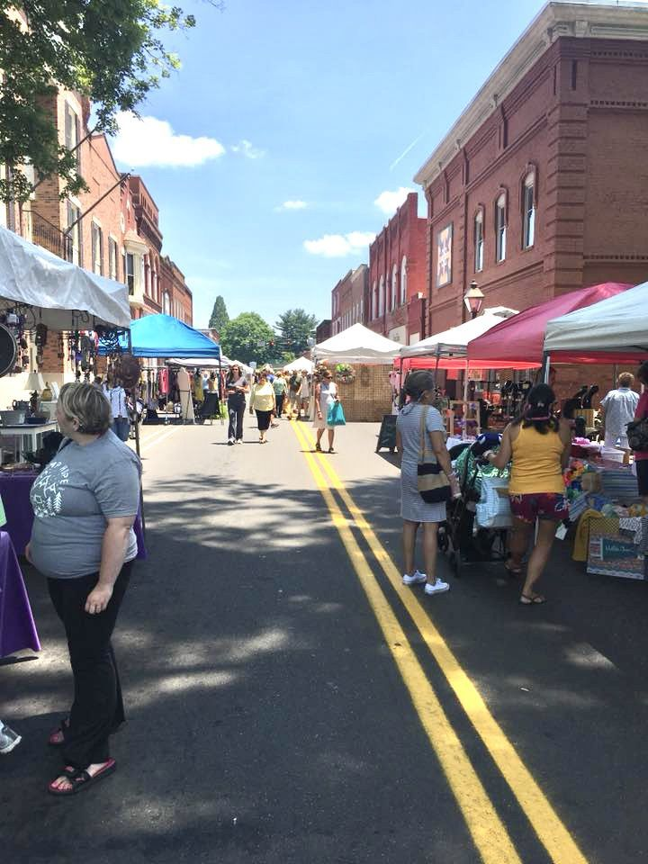Come enjoy Vintage Market Day on Saturday, June 27