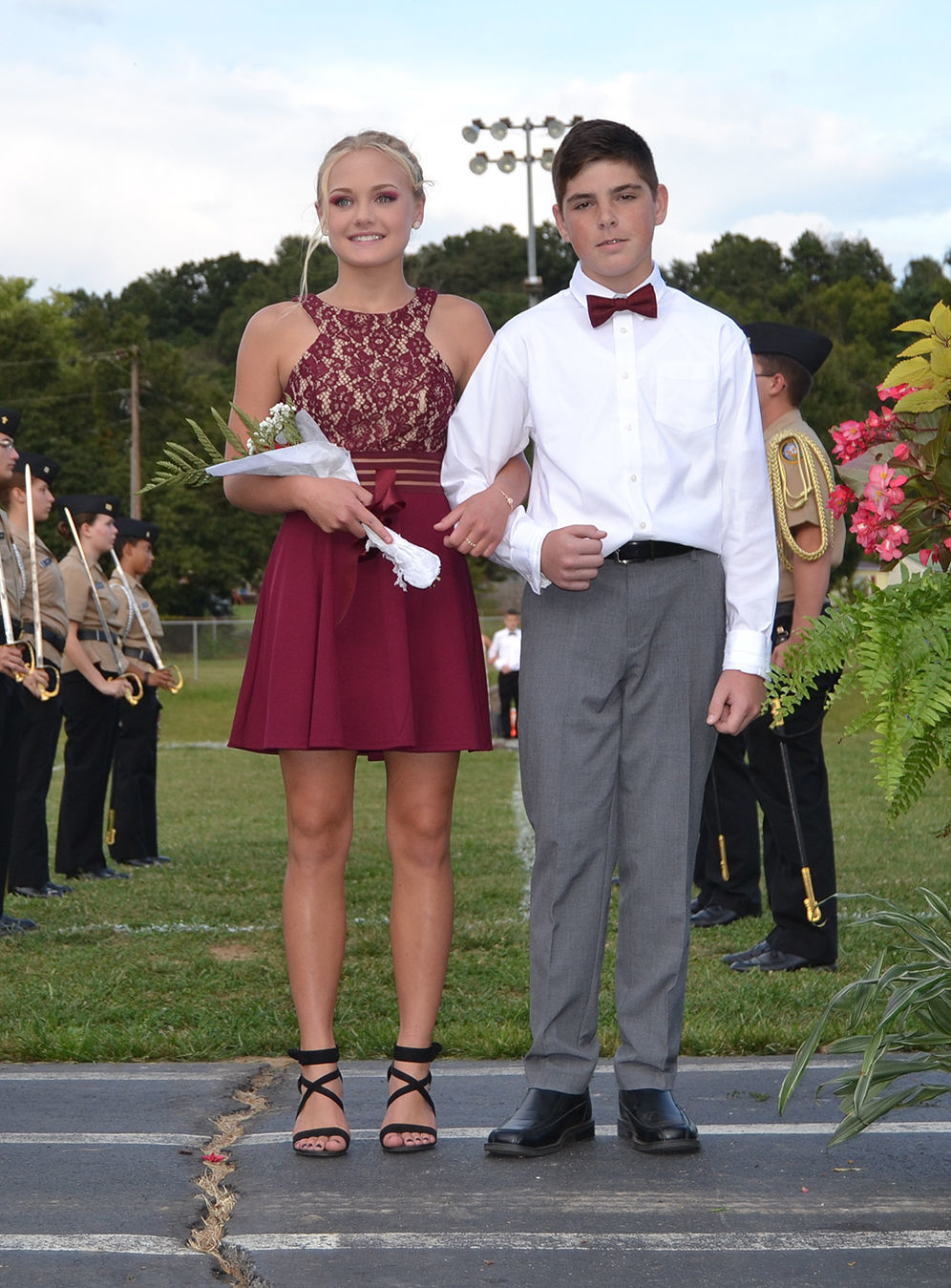 2019 rogersville middle school homecoming