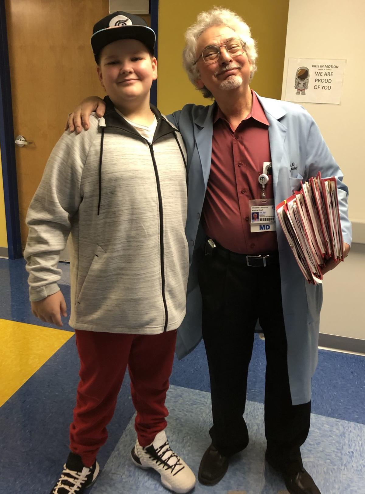 12-year-old RMS student diagnosed with cancer needs your help