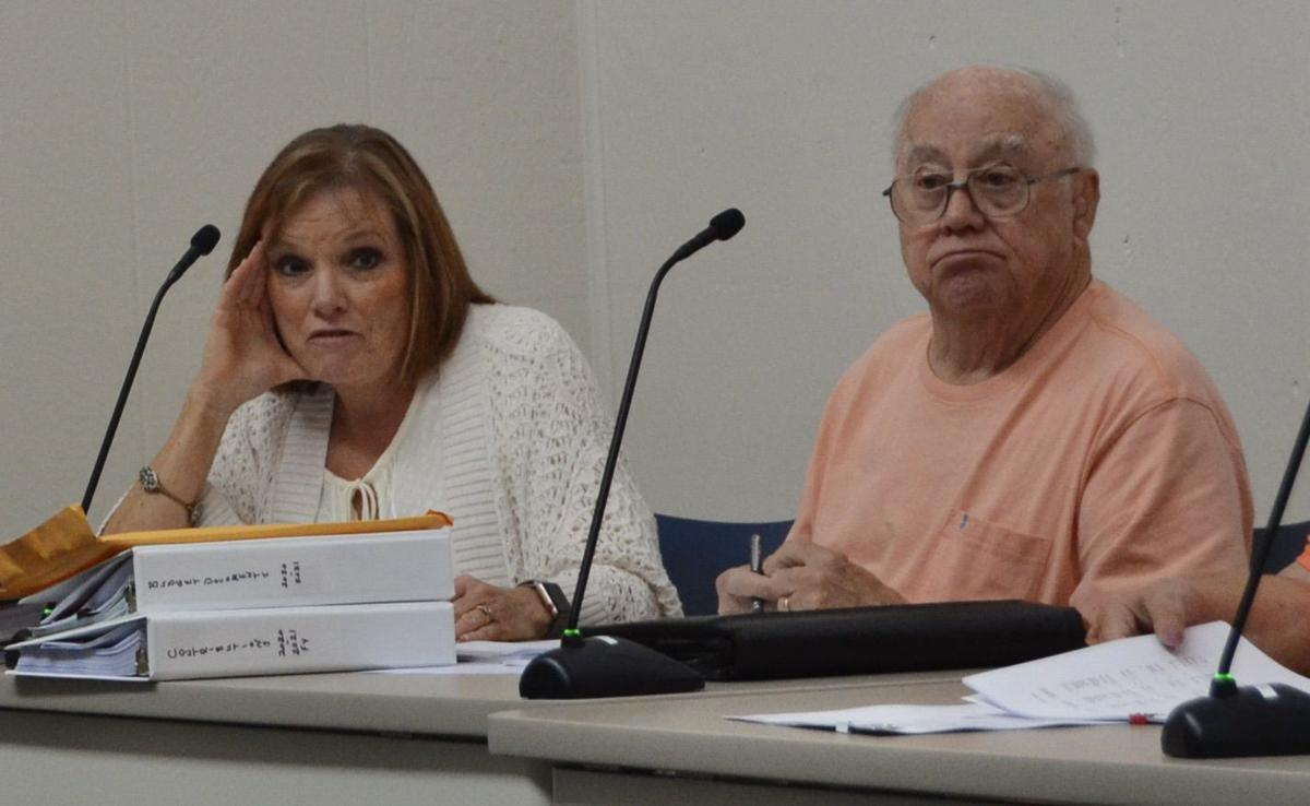 Hawkins Commission votes in favor of $1.25 million for artificial turf at high schools