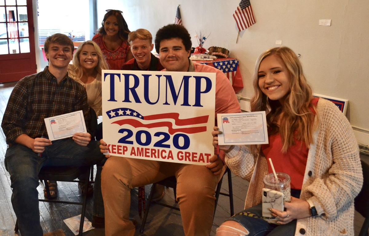 New Hawkins Co. Teenage Republican group holds first meeting