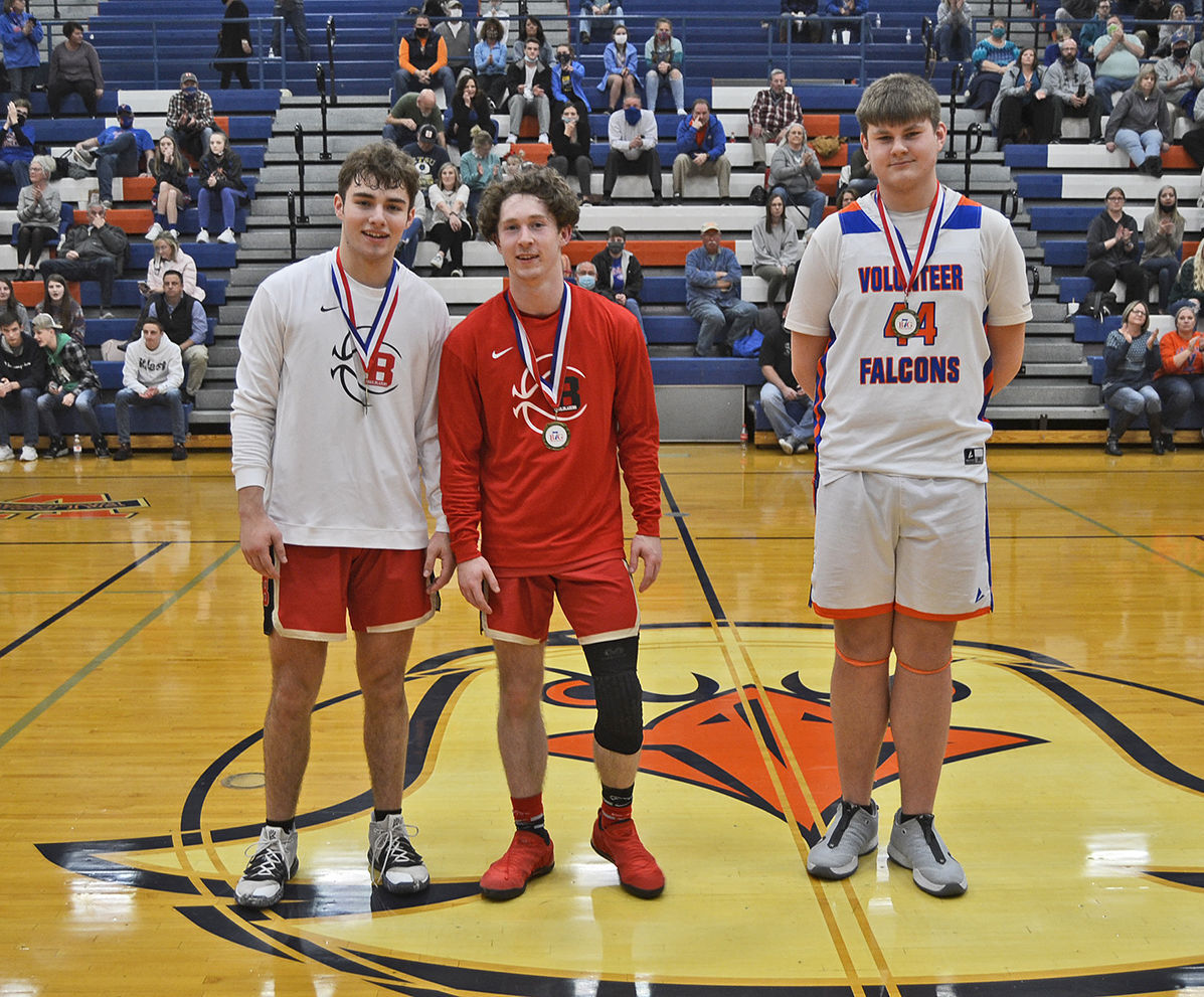 All-District 1-AAA Tournament Team