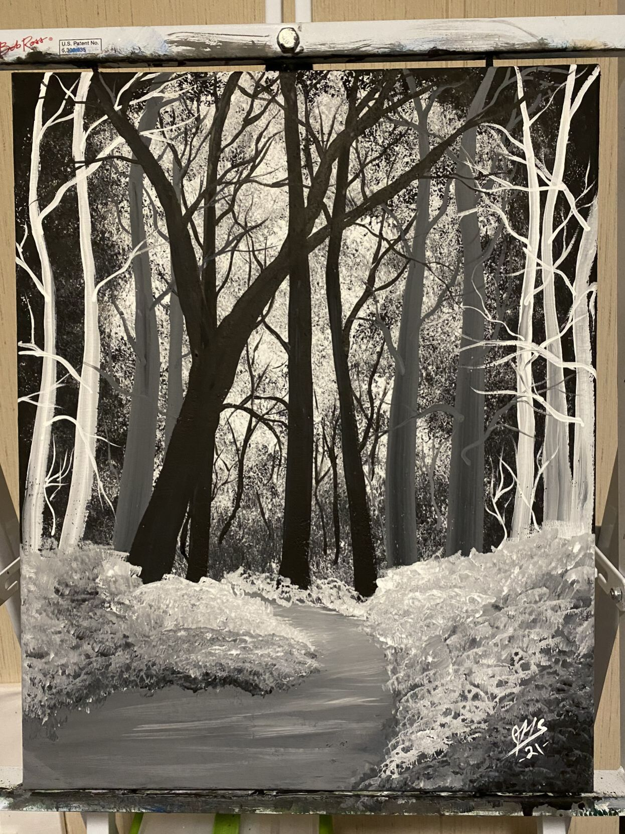 Jennette Starritt is Local Artist Gallery Artist of the Month