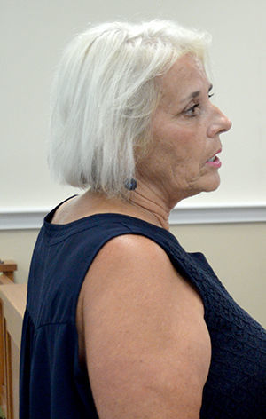 Commisssion appoints Judy Woods Trent as interim BOE member