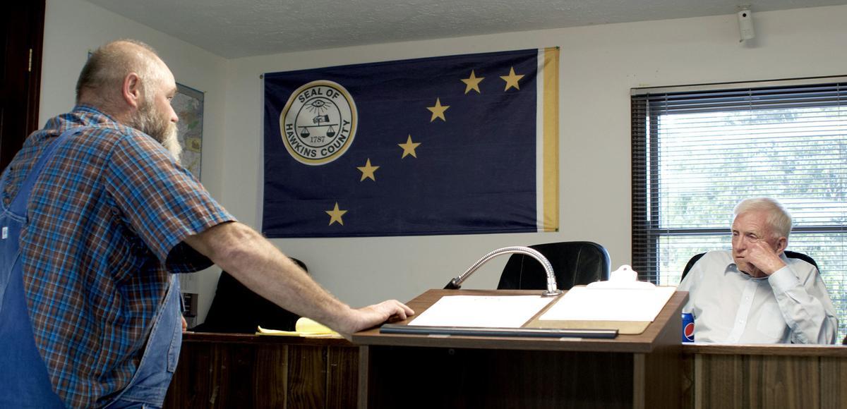 Irate residents address Surgoinsville BMA