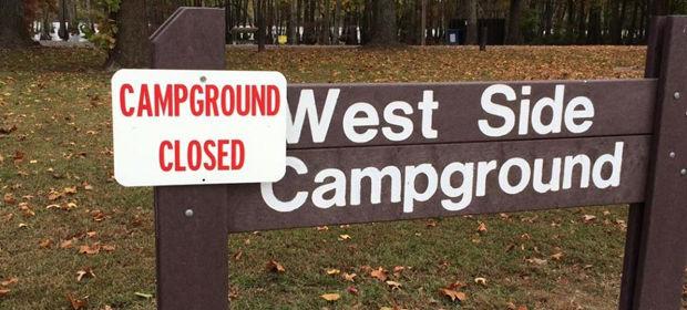 Horseshoe Lake Campground - web only
