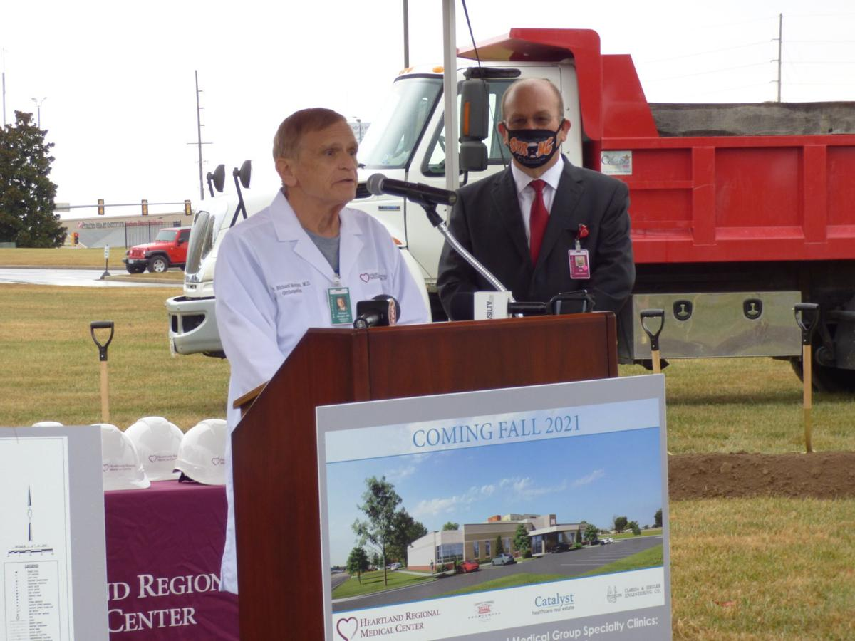 Heartland Regional Medical Center expands by adding new medical office building