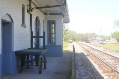 Sparta Train Station