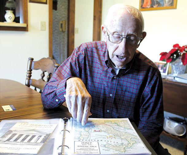 Veteran's destiny shipped him away from Japan