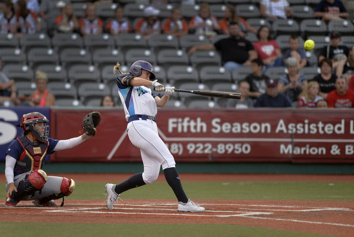 NPF Softball | Glasco staying busy with USSSA Pride