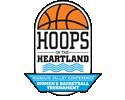 Hoops in the Heartland logo