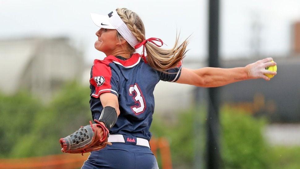 Kaitlin Lee Mississippi softball
