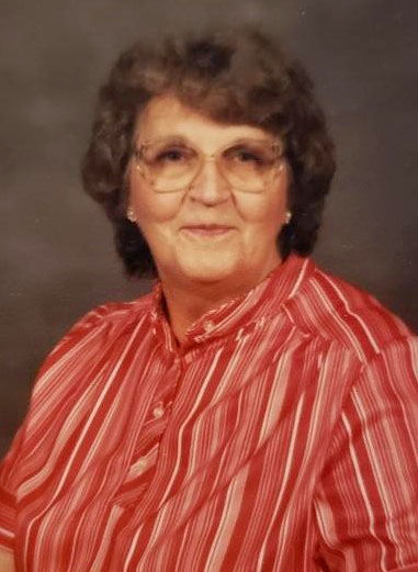 Freda Mae Webb