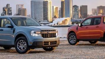 Ford Maverick Compact Pickup Starts Under $20k With Hybrid Powertrain thumbnail