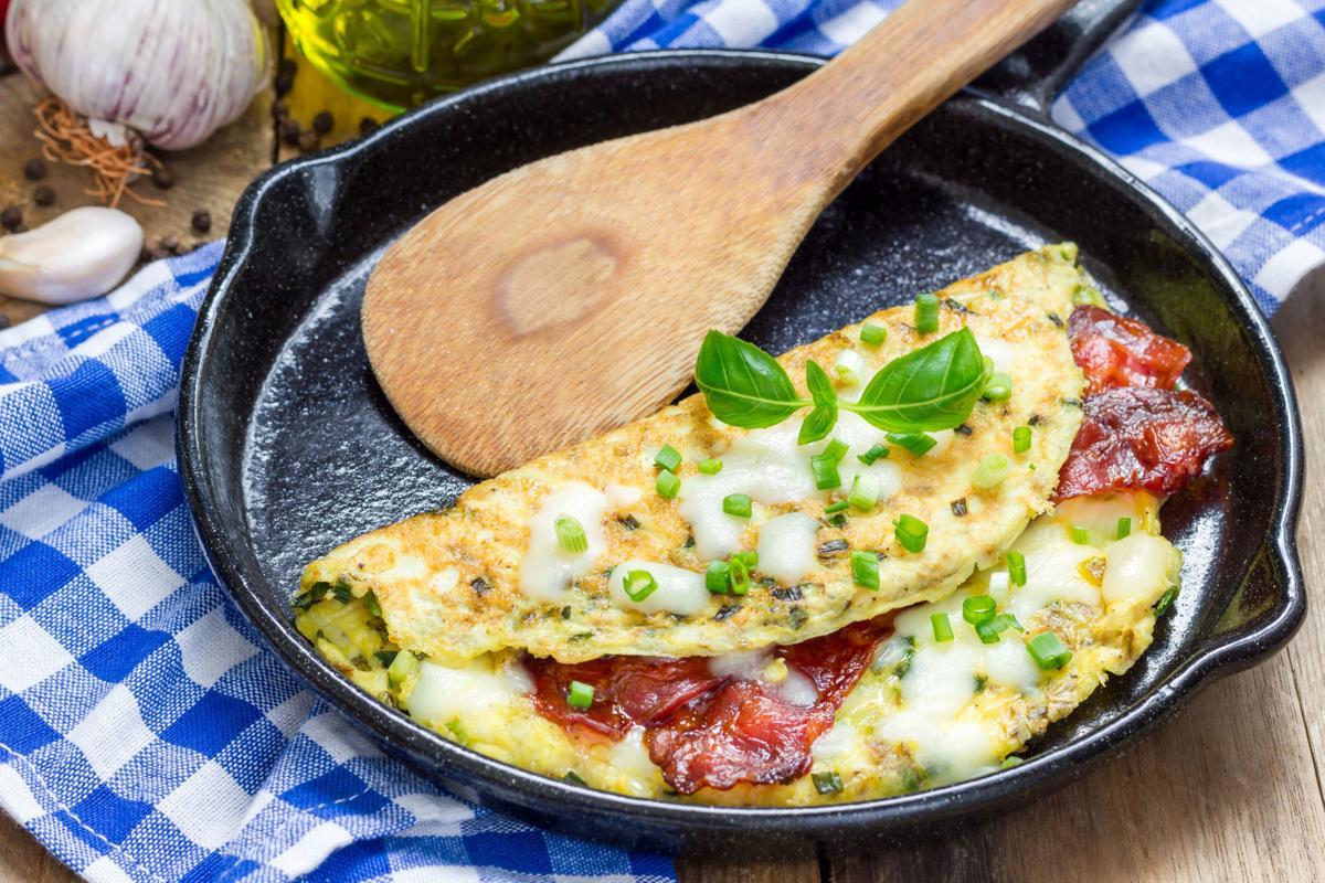 Taste | Omelet or omelette