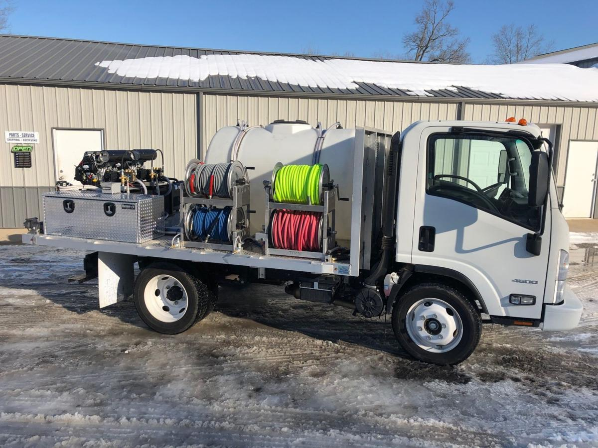 Associated Cleaning Equipment