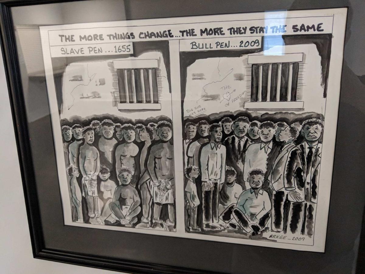 Statesville Exhibit photo