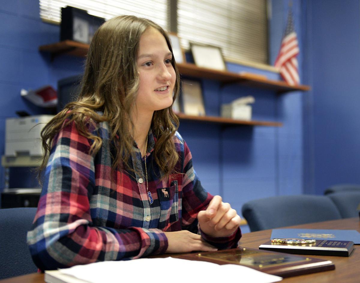 jonesboro eighth grader takes second in national essay contest jonesboro eighth grader takes second in national essay contest