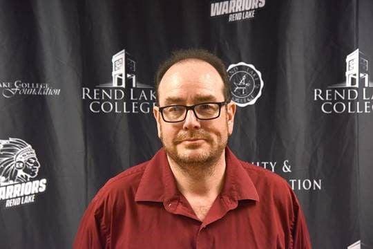 RLC English professor Rob Little