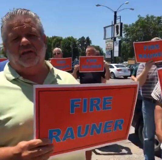 """""""Fire Rauner"""""""
