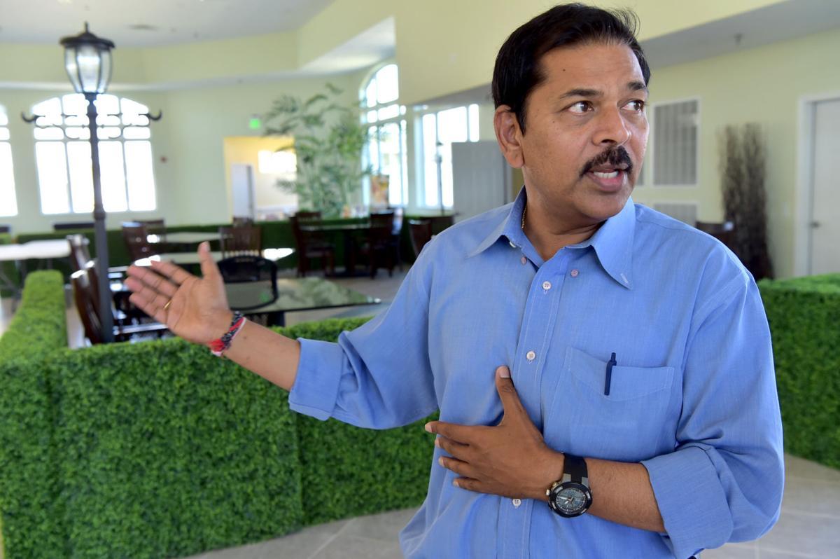 Srinivas Gundala has big plans for Southern Illinois