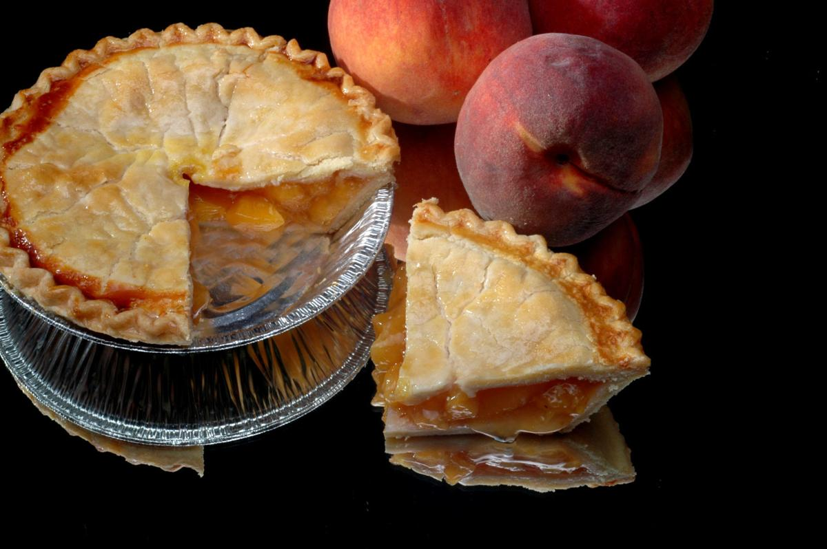 Recipe |  Honey-Whiskey Peach Mini-Pies